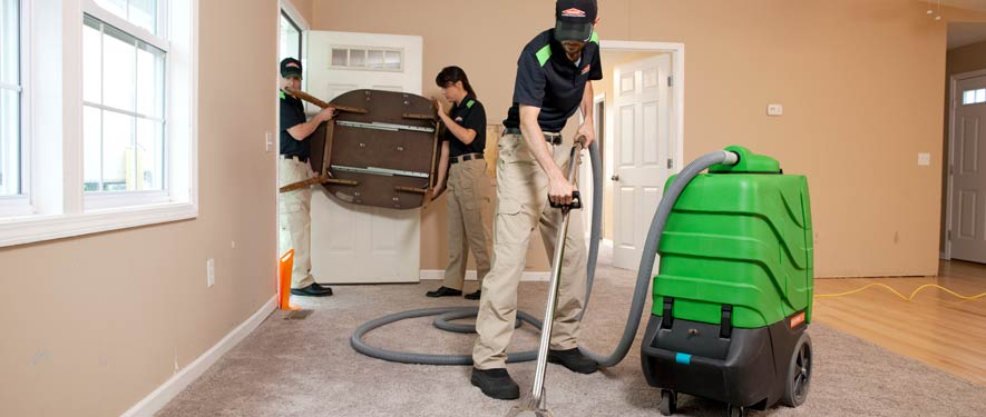 Yuba City, CA residential restoration cleaning